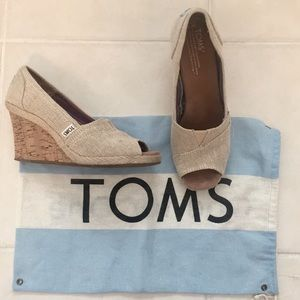 Toms • Natural Wedge